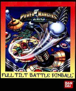 Power Rangers Zeo – Full Tilt Battle Pinball