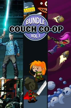Digerati Couch Co-Op Bundle Vol.1