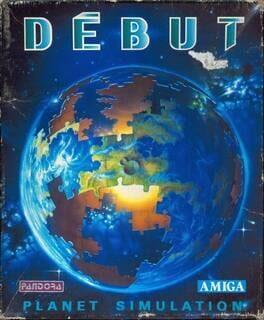 Debut: Planet Simulation