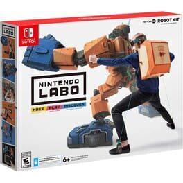 Nintendo Labo Robot Kit software