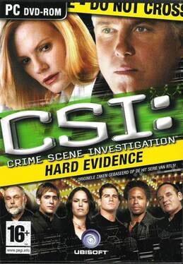 CSI: Crime Scene Investigation – Hard Evidence