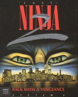 Last Ninja 2: Back with a Vengeance
