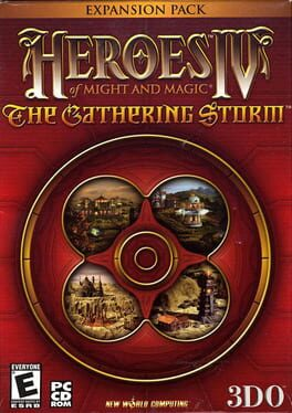 Heroes of Might and Magic IV: The Gathering Storm