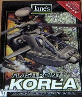 Jane's Combat Simulations: AH-64D Longbow: Flash Point Korea