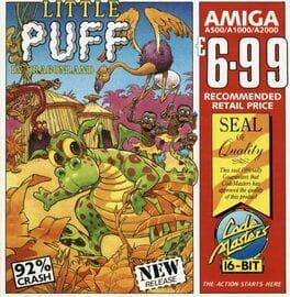 Little Puff in Dragonland