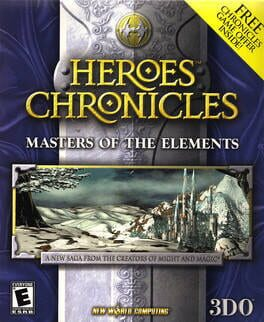 Heroes Chronicles: Masters of the Elements