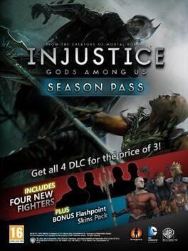 Injustice: Gods Among Us – Season Pass