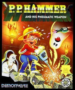 P.P. Hammer and His Pneumatic Weapon