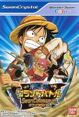 From TV Animation – One Piece: Grand Battle Swan Colosseum