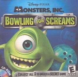 Disney/Pixar's Monsters Inc.: Wreck Room Arcade – Bowling for Screams