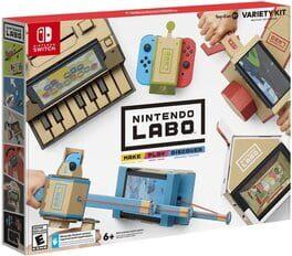 Nintendo Labo Variety Kit software