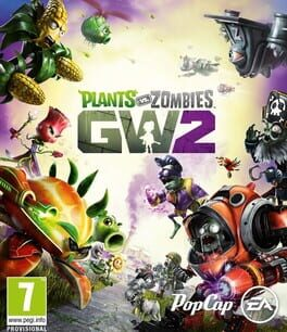 постер игры Plants vs Zombies: Garden Warfare 2