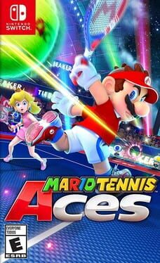 Mario Tennis Aces cover art