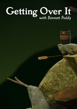 Getting Over It with Bennett Foddy - Cover Image