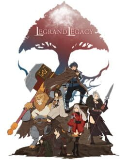 Legrand Legacy - Cover Image