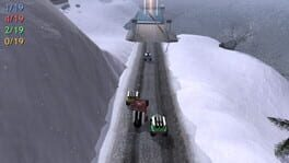 Fjord battle racing
