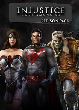 Injustice: Gods Among Us – Red Son Pack