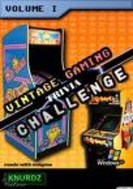 Vintage Gaming Trivia Challenge