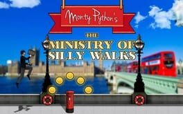 Monty Python's The Ministry of Silly Walks: The Game