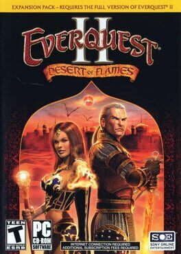 EverQuest II: Desert of Flames