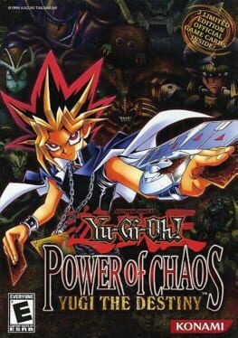 Yu Gi Oh Power Of Chaos Yugi The Destiny 2003