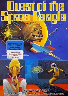 Quest of the Space Beagle