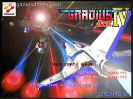 Gradius 4