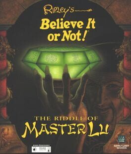 Ripley's Believe It or Not!: The Riddle of Master Lu