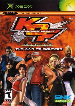 KOF: Maximum Impact – Maniax