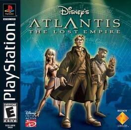 Atlantis The Lost Empire