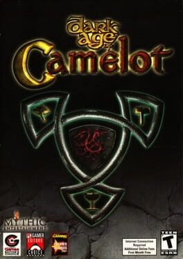 Dark Age of Camelot - Cover Image