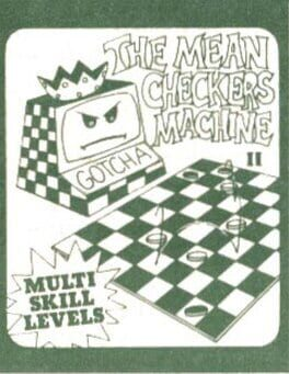 The Mean Checkers Machine 2