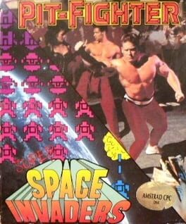 Pit-Fighter/Super Space Invaders