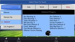 Pro Strategy Football 2018