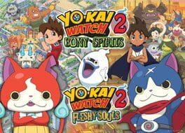 Yo-Kai Watch 2: Bony Spirits/Fleshy Souls
