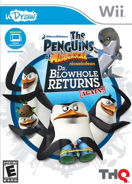 The Penguins of Madagascar: Dr. Blowhole Returns