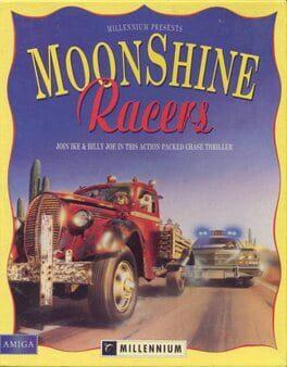 Moonshine Racers