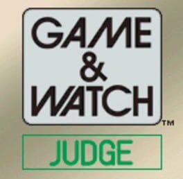 Game & Watch Judge