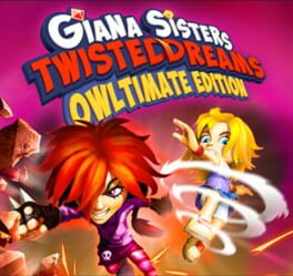 Giana Sisters: Twisted Dreams - Owltimate Edition switch Cover Art