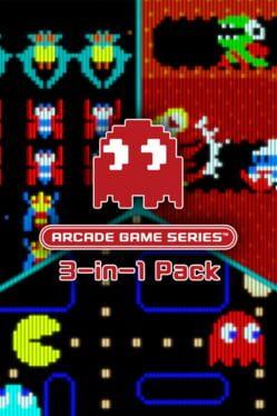 ARCADE GAME SERIES 3-in-1 Pack