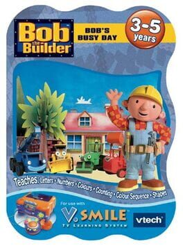 Bob The Builder: Bob's Busy Day