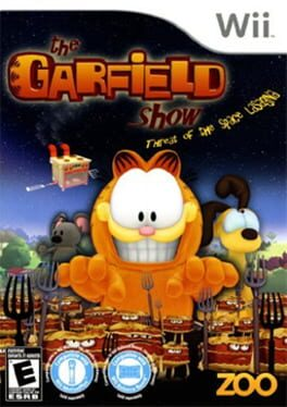 The Garfield Show: Threat of the Space Lasagna