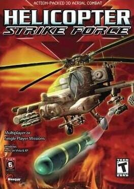 Helicopter Strike Force