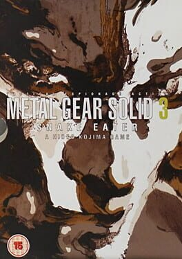 Metal Gear Solid 3: Snake Eater (Slipcase Edition)
