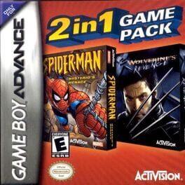 2 in 1 Game Pack: Spider-Man: Mysterio's Menace + X2: Wolverine's Revenge