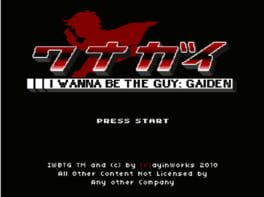 I Wanna Be The Guy: Gaiden