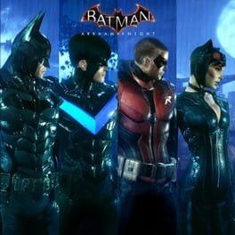 Batman: Arkham Knight Crime Fighter Challenge Pack 1
