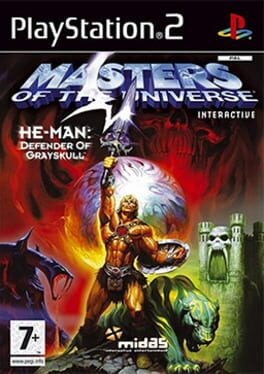 Masters of the Universe: He-Man: Defender of Grayskull