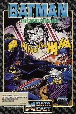 Batman: The Caped Crusader
