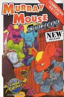 Murray Mouse: Supercop